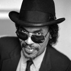 """Chuck Brown was born on August 22, 1936 in Gaston, North Carolina.  He was a local DC legend.  The """"Godfather of Go-Go"""" died on Wednesday, May 16, 2012 at the age of 75.  #nc #dc  #gogo"""
