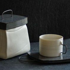 porcelein - Nathalie Audibert's range of products for Le Repère des Belettes