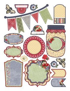 Free tags http://www.paperwishes.com/images/products/4104200.pdf