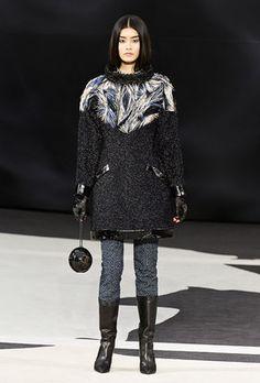 Ready-to-wear - Fall-Winter 2013/14 - Look 19 - CHANEL