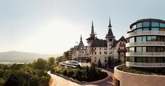 The Dolder Grand - 5 Sterne Hotel Zürich mit Spa & Wellness Top Hotels, 5 Star Hotels, Hotels And Resorts, Best Hotels, Luxury Hotels, Switzerland Tour, Switzerland Hotels, City Resort, Resort Spa