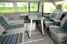 Image result for vw california seats
