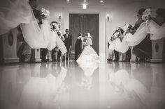 前撮りから結婚式まで1人のカメラマンへ。ブラスバンドウェディング!! - 結婚式の写真撮影 ウェディングカメラマンMS Photography(ブライダルフォト)