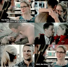 Arrow - Felicity & Oliver #Olicity ♥♥♥