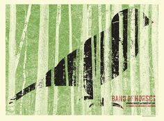 GigPosters.com - Band Of Horses - Admiral Radley - Darker My Love