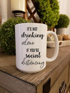 Personalized Mugs, Custom Mug, Coffee mug,Customized mug, Unique mug, Coffee Cup Gift, Mother's Day Gift, Mom, Dad,Social Distancing