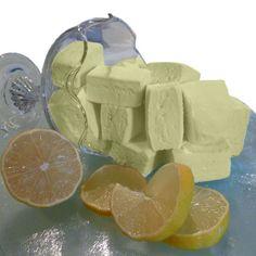 Gourmet Lemon Marshmallows  Homemade Zingy by GallowayFudgeCompany