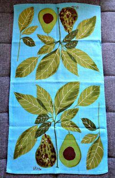 Vera Neuman tea towel