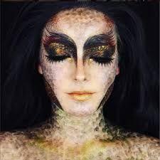 Resultado de imagen para maquillaje dragon halloween