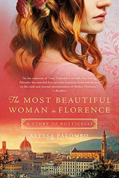 Top historical fiction books worth reading, including The Most Beautiful Woman in Florence by Alyssa Palombo.