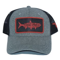 outlet store 6bc25 9c883 Reel Fishy has a wide variety of Structured  amp  Unstructured trucker hats  with cotton twill