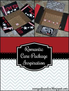Army Wife & Company Military Care Package Themes & Ideas