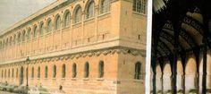 09. Biblioteca de Santa Genoveva. Labrouste. Paris.