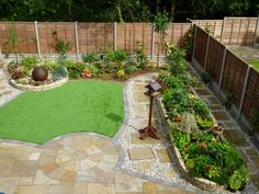 Classic garden designs by our experts