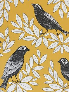 Browse Wallpaper at John Lewis & Partners. From textured to geometric wallpaper, find the wall covering to suit your space. Geometric Wallpaper, Wall Wallpaper, John Lewis Wallpaper, Kitchen Family Rooms, Sketch Inspiration, Wallpaper Online, Kitchen Colors, Accessories Shop, How To Draw Hands