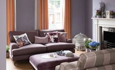 grey colour schemes for living rooms - Google Search