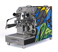custom vibiemme coffee machine