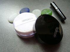 ARTDECO Fixing Powder - puder utrwalający makijaż ~ Lepsza wersja samej siebie