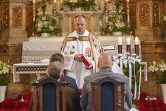 Templomi esküvő Örkény