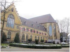 Kruisherenhotel - voorm. klooster / landbouw proefstadion