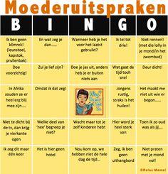 Ouder bingo