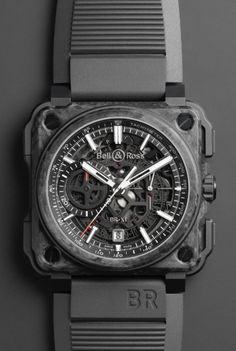 Real Military Bell & Ross $5,900