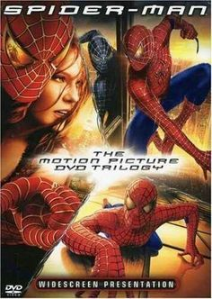 Spider-Man Trilogy - like these movies