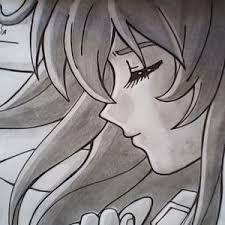 Resultado De Imagen Para Dibujar Anime A Lapiz