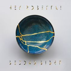 """kintsukuroi (noun) """"to repair with gold"""" When Japanise mend broken objects, they aggrandize the damage by filling the cracks with gold. They believe that when something´s suffered damage and has a history it becomes more beautiful"""" Kintsugi, Wabi Sabi, Japanese Art, Decir No, Decorative Bowls, Objects, Ceramics, Crafty, Digital"""