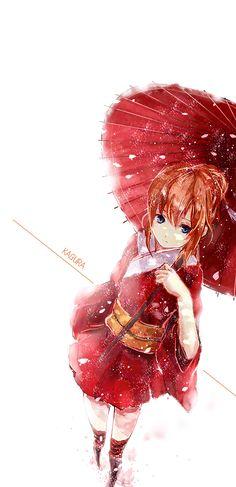Kagura. Love her.