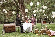 Konsep Tema Foto Prewedding Outdoor Raffi Ahmad - Nagita dan Artis Indonesia Lainnya
