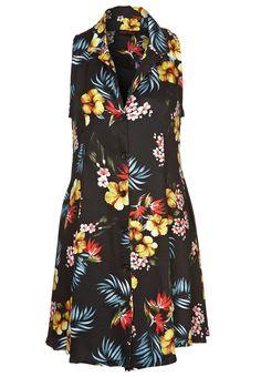 Vintage feel floral dress by Motel @ Zalando ❤ Flowers