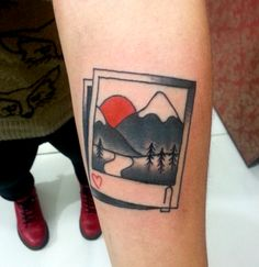 A little Twin Peaks vibe from this one. ~BK