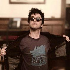 Lookin' good Billie.