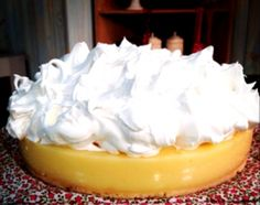 Lemoncham pie - Cocineros Argentinos