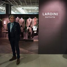 From @lardiniofficial Experience international luxury FOLLOW US. It's a wrap: another edition of #PittiUomo full of friends and style just ended. Next stop: the opening of our first boutique in Milan!  #Lardini #GabrielePasini #Pitti91 #PittiImmagine