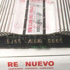Etapa ZEBRA SOUND GM-1300 de segunda mano E278579 | Tienda online de segunda mano en Barcelona Re-Nuevo