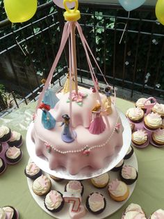my disney princess cake...
