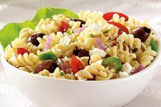 Rotini Greek Salad