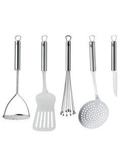 Profi Plus 5 PC Kitchen Tool Set by WMF on Gilt Home