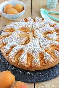 Moelleux aux abricots (2)