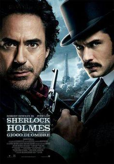 Sherlock Holmes - Gioco di ombre (2011)