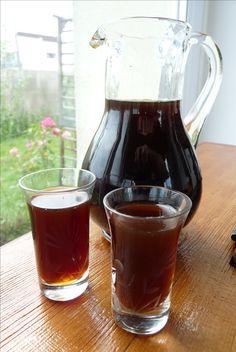 Coffee liquor https://www.youtube.com/watch?v=mP5EmpNdemE