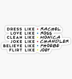 Stickers featuring millions of original designs created by independent artists. Tumblr Stickers, Phone Stickers, Cool Stickers, Funny Stickers, Printable Stickers, Homemade Stickers, Red Bubble Stickers, Vsco, Friends Wallpaper
