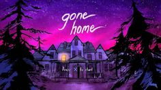 The Dream of the 90's Is Alive in a Portland Home - Gone Home Console Edition Review - http://www.gizorama.com/2016/review/the-dream-of-the-90s-is-alive-in-a-portland-home-gone-home-console-edition-review