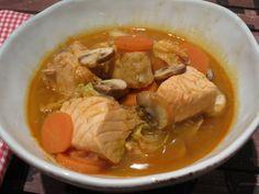 Fischsuppe Thai