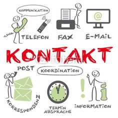 Kontakt, Business Communication, Post