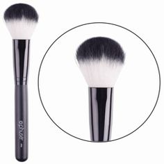 So Cheeky Blush Brush  So fluffy, so supple, So Cheeky. Super soft tapered bristles are perfect for shading and highlighting to create pinch worthy, fresh, rosy cheeks—that of course will make your friends envious. Its okay, you can just turn the other cheek.