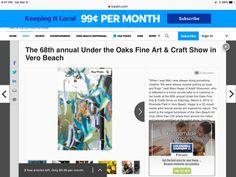 Buy Photos, Vero Beach, Art Fair, Galleries, Arts And Crafts, Entertaining, Fine Art, Craft Items, Art And Craft