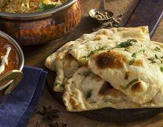 Naan: aprenda receita do tradicional pão indiano (Foto: Divulgação)